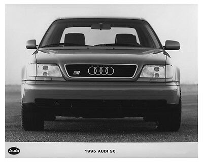 1995 Audi S6 Automobile Photo Poster zch7603