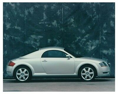 1995 Audi TT Coupe Automobile Photo Poster zch7619