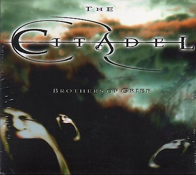 The Citadel - Brothers Of Grief (2007 CD) Digipak (GMR Records Sweden) New