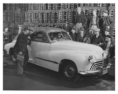 1946 Oldsmobile Automobile Factory Photo ch8126