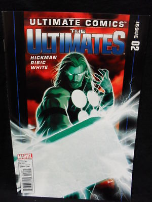 Ultimate Comics: The Ultimates #2 (Marvel Comics)