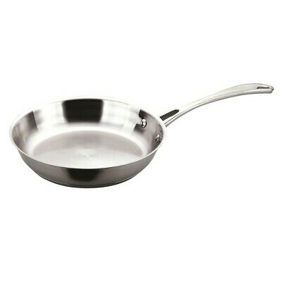 BergHOFF Copper Clad 10'' Stainless Steel Fry Pan, Silver - 2211120