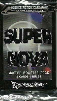 Super Nova Ccg - Booster