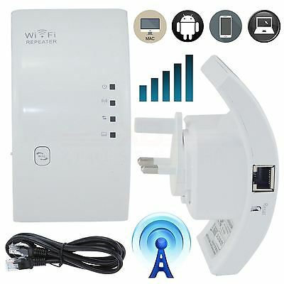 300Mbps N 802.11 Wireless N 802.1 AP Wifi Repeater Range Router Extender Booster