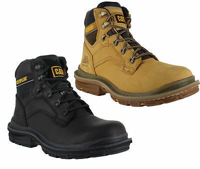Mens Caterpillar Generator Steel Toe S3 SRX Safety Work Boots UK Sizes 6 to 12