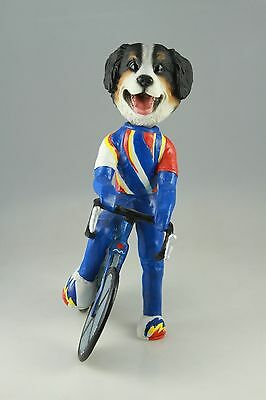Bicycle Bernese Mtn Dog Interchangable Body See All Breeds Bodies @ Ebay Store
