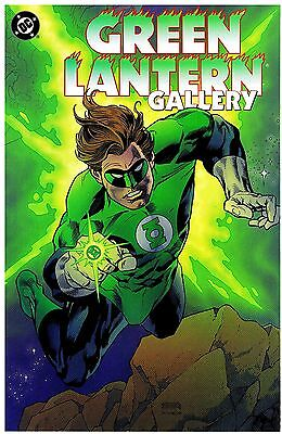 Green Lantern Gallery No.1 / 1996 Pin-up Special