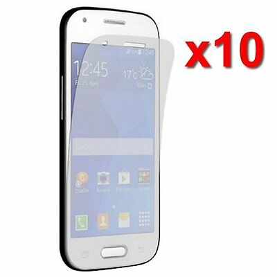 10X Crystal Clear Screen Protector Film For Samsung Galaxy Ace Style Stardust