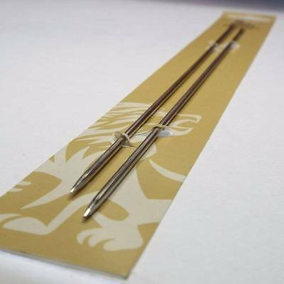 """CLEARANCE 25cm (10"""") by 2mm Mattress Needles  Single or Bulk Qty Skewers"""