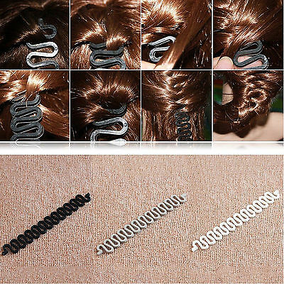 Hot Women Hair Braids Twist Tool Styling Clip Stick Bun Maker Hair Accessories