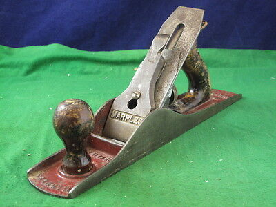Lovely Vintage Marples Sheffield M5 Wood Smoothing Plane RD3612