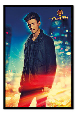 Framed The Flash Barry Official Poster New