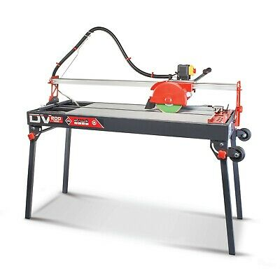 Rubi DV-200 1000 Electric Tile Cutter Wet Saw 230v - Brand New - Inc Power Cable