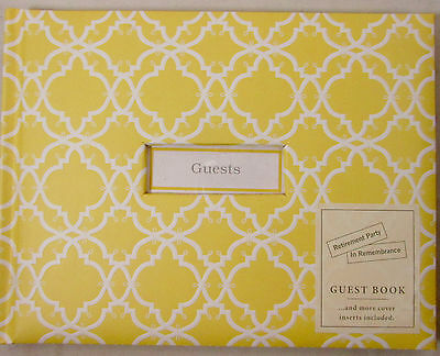 Guest Book Hallmark EDY1146 Customize by event  R$15.95
