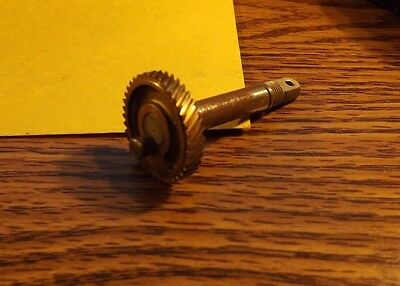 1 New Old Stock D.A.M QUICK 110 SPINNING FISHING REEL Drive Gear