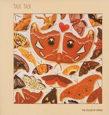 "Talk Talk  ""the Colour Of Spring (Lp & Dvd)""  Vinyl Lp+Dvd Neu"