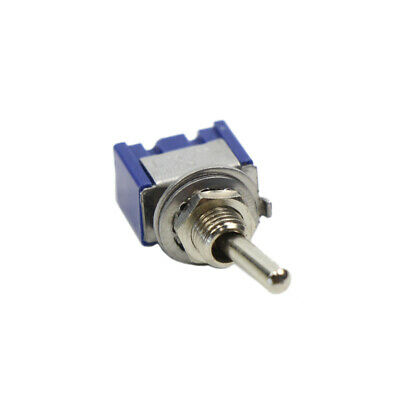 SW05 10pcs Miniature Toggle Switch ON-OFF-ON SPDT