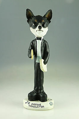 Conductor Chihuahua Interchangable Body See Breeds & Bodies @ Ebay Store