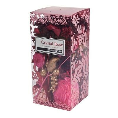 Rosemoore Home Fragrance 3097 Crystal Rose Scented Pot Pourri