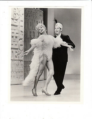 Lucille Ball Milton Berle Show VINTAGE Photo
