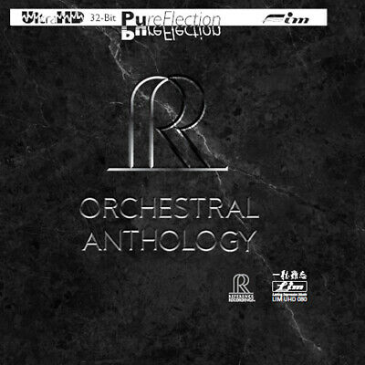 LIM | Reference Recordings - Orchestral Anthology Ultra HD CD