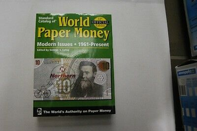 World Paper Money 3 13 th Edition (2007, gut erhalten)