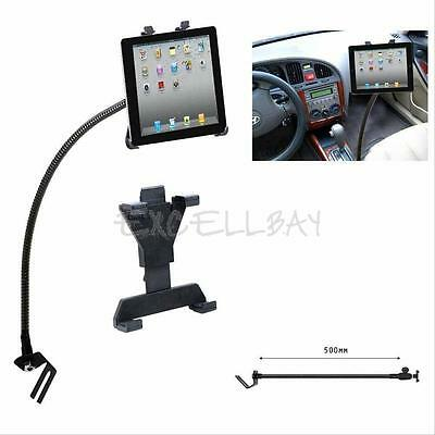 New Flexible Car Floor Seat Bolt Mount Holder for iPad and 7-10 inch Tablet PC