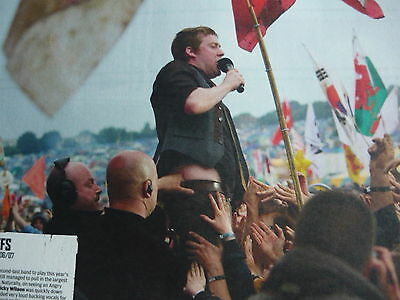 Kaiser Chiefs - Magazine Cutting (Full Page Photo) (Ref N)