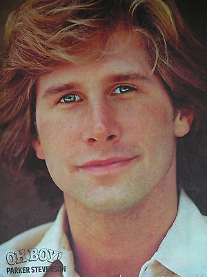 Parker Stevenson - Magazine Cutting (Full Page Photo) (Ref Aa2)