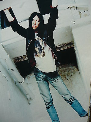Primal Scream - Magazine Cutting (Full Page Photo) (Ref E1)