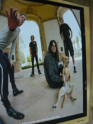 Tool - Magazine Cutting (Full Page Photo) (Ref R6)