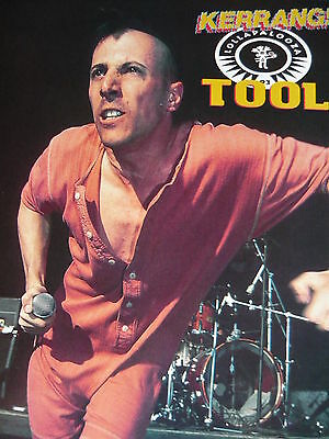 Tool - Magazine Cutting (Full Page Photo) (Ref H6)
