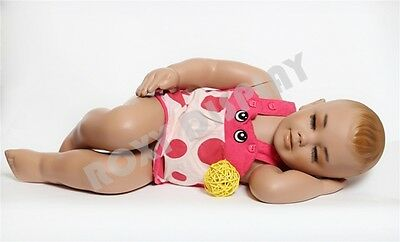 Kids Children Baby Fiberglass Mannequin Manikin Display #MZ-ANN5