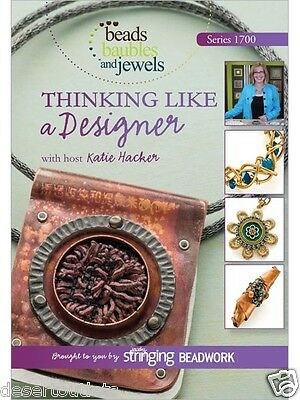 Thinking Like a Designer Series 1700 with Katie Hacker [DVD]