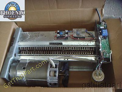 Dahle 20800 EC Complete StripCut Mill Motor Control Assembly 20800-MMA