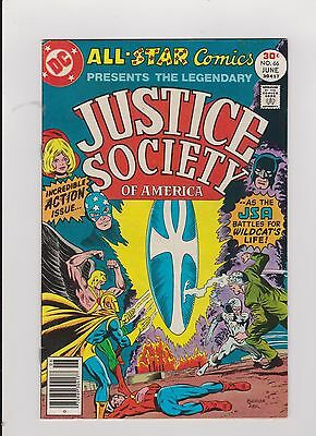 "1977 DC All Star Comics ""Justice Society of America"" Comic Book #67"