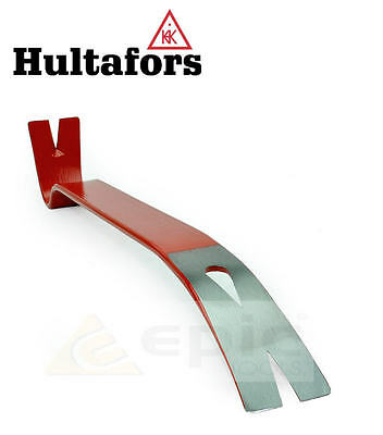 "HULTAFORS 15"" Wrecking/Pry/Crow/Breaker/Jimmy Nail Lifter/Bar Puller HUL10815"