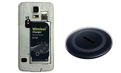 Qi Wireless Power Charger Charging Pad For Samsung Galaxy S5