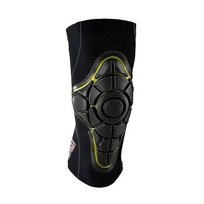 G-Form Pro-X Knee Compression Padding Large Black/Yellow