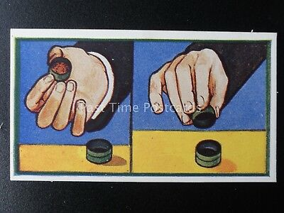 No.46  THE DISAPPEARING COIN Puzzle Series by R & J Hill Ltd 1937