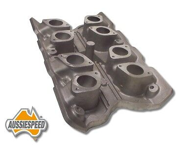 Cleveland 2V small port  suit Ford Aussie heads quad IDF Weber intake