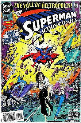Action Comics No.700 / 1994 Superman Anniversary Issue