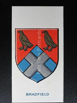 ST ANDREWS COLLEGE - BRADFIELD School Badges (Light Blue) by Cavanders Ltd 1928