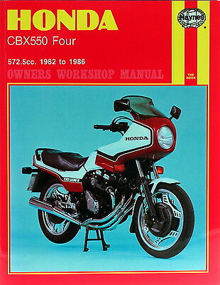 honda 400 four haynes manual and books to do a restoration 13 35 rh picclick co uk honda 400 four workshop manual