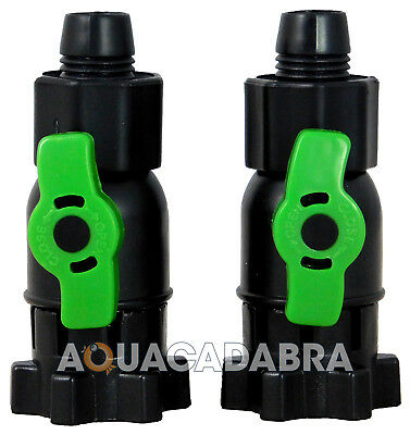 Tetratec Hose Valves Tap Ex 600,700,800+ 1200 External Filter Aquarium Tetra