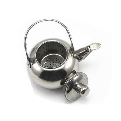 New  NEW CAMPFIRE 1000mL KETTLE / TEAPOT CAMPING WATER Aluminum coffee pot 8H0T
