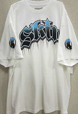 "Skin Industries Men's T-Shirt ""BA"" -- Size M, L"