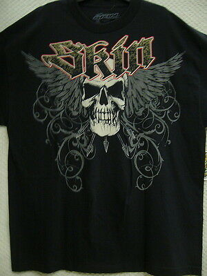 Skin Industries Men T-Shirt Pain --Size M