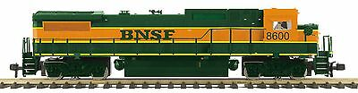 MTH 70-2096-1, One Gauge, Dash-8 Diesel Engine w/Proto-Sound 3.0 - BNSF
