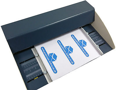 Professional Galaxy Creasing and / or perforation machines PAC400, PAC450,PAC900